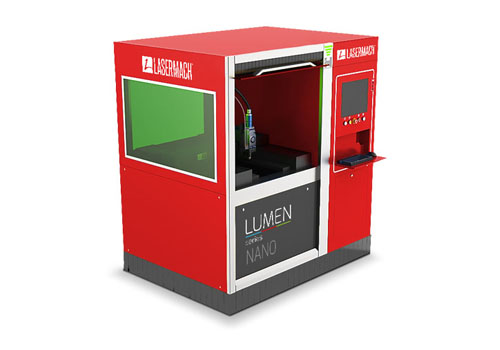 LaserMach LUMEN Nano Laser Cutting Machine