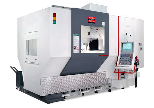 Bridge type High Precision Mould Center - Quaser