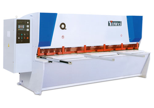 LGS Series Guillotine Shears - Yawei