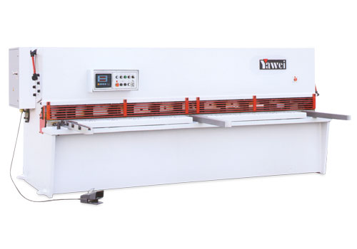 NC Swing Beam Shearing Machines - Yawei