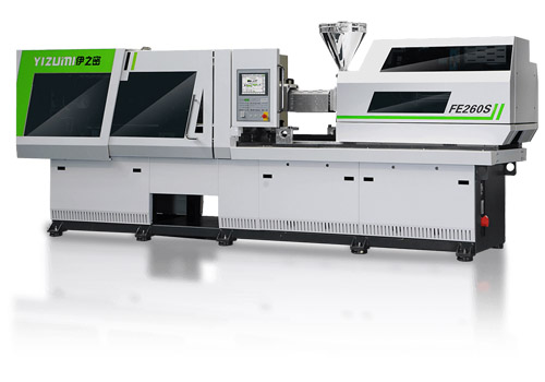 All-Electric Injection Molding Machines - Yizumi