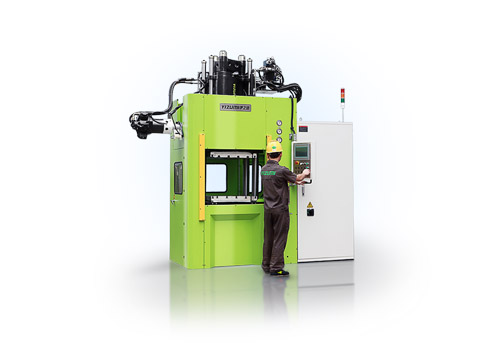 F.I.L.O Vertical Rubber Injection Molding Machine - Yizumi