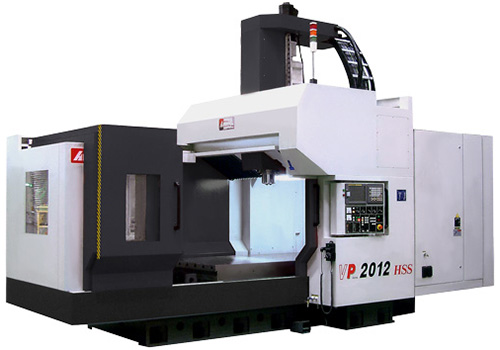 Bridge Type High Speed Vertical Machining Center - awea
