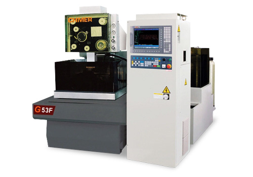General Purpose Wire Cut EDM machine - chmer