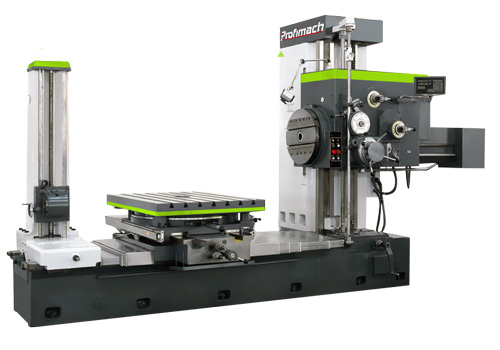 Conventional Horizontal Boring Machines - profimach