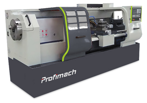 Pipe thread CNC Lathe / Oil country Lathe - profimach