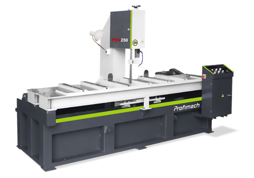 Vertical Band Saw - profimach