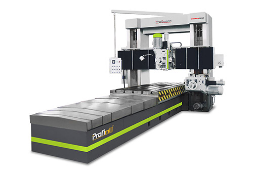 profimach MAMMOTH PMB-300140 Bridge Type Milling Machines