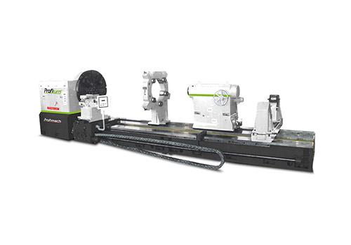 Super Heavy Duty Big Diameter Universal Lathes - profimach