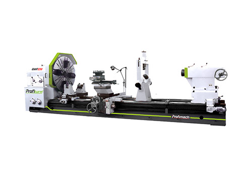 Heavy Duty Big Diameter Universal Lathes - profimach