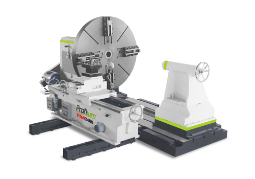Super Heavy Duty Split Bed Lathes - profimach