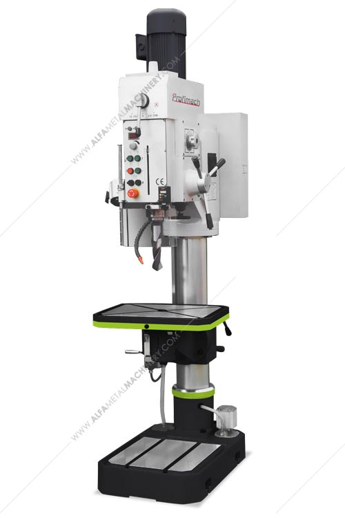 Alfa Metal Machinery Select By Technology Drilling