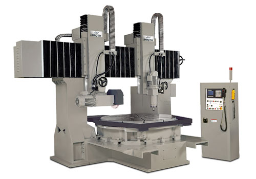 Rotary CNC Series - proth