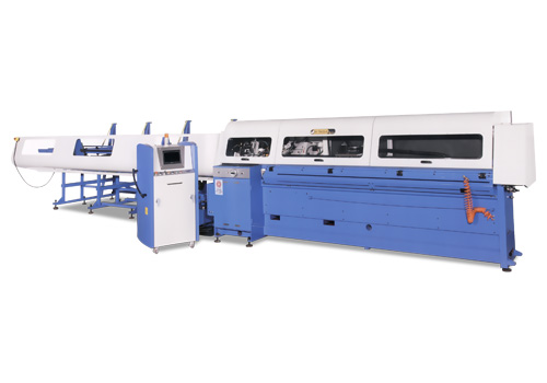 High Tensile Steel Tube Cutting Line - soco