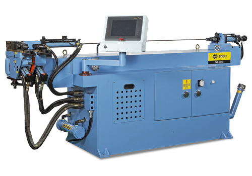 NC Control with Hydraulic Rotary Bending - soco
