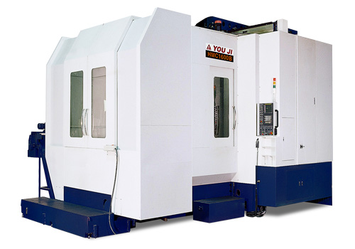 Box-in-Box Horizontal Machining Center - you ji