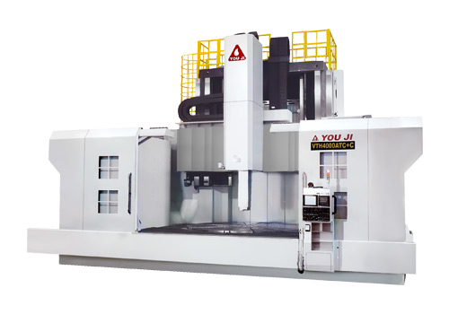 High Load Hydrostatic Vertical Lathe - you ji