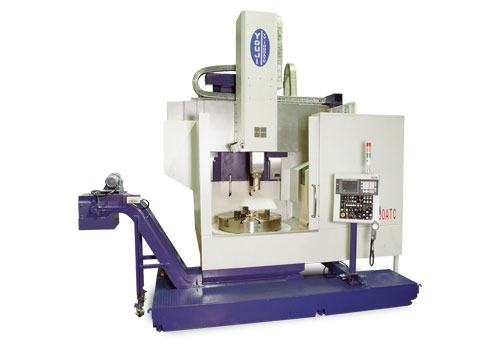 Single Column Vertical Lathe - you ji