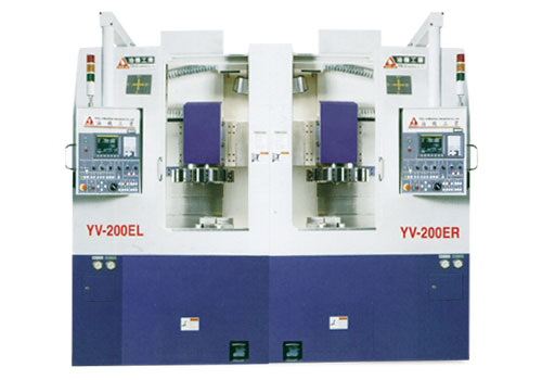 Twin Spindle High Precision Vertical Lathe - you ji