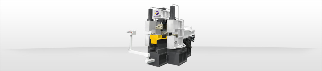 Horizontal Hydraulic Press